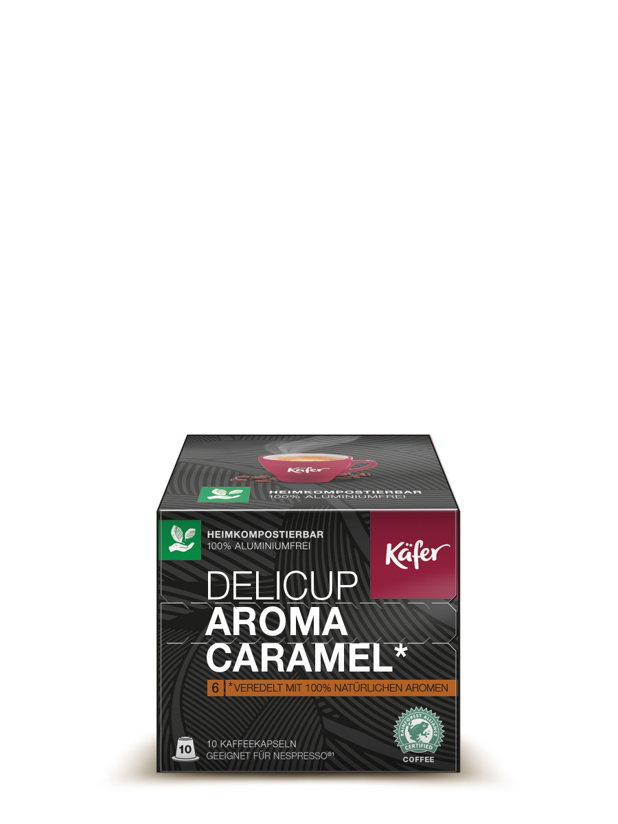 Delicup<br>Aroma Caramel